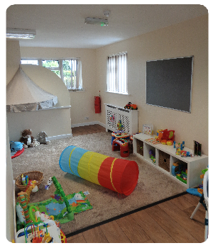 Tip Top Day Nursery - Baby Room